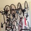 Como soporte de pared su bicicleta