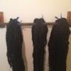 Cómo lavarse Marley trenza de pelo