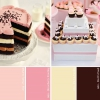 Hue It Yourself: napolitana Tasting Party Cake para el pastel de la Semana