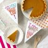 Las etiquetas de sobra Pie de Acción de Gracias (Libre para imprimir!)