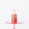 Ombre Donut Layer Cake
