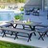 """Mesas de picnic en el """"Verano-Friendly"""" Precios"""