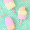 Popsicle pasteles!