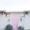 Esa puerta rosa