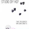 ¿Qué desea aprender en la sede de bricolaje Studio? (Win Donuts!)