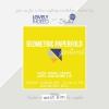 ¡Estás invitado! Evento DIY geométrica Garland en West Elm