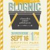 ¡Estás invitado! Los Angeles Blogger reunirse