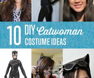 10 Ideas Catwoman Disfraces de bricolaje