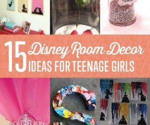 15 Enchanted DIY adolescentes Ideas Chica por la estancia de Disney Fans