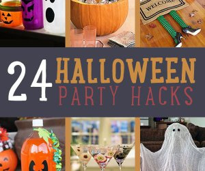 24 DIY Halloween Party Hacks