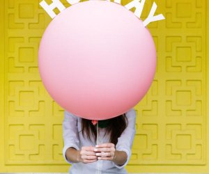 DIY Pop-Up Mensaje Globos