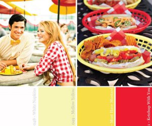 Hue It Yourself: Rojo + Amarillo Memorial Day Barbacoa