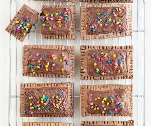 ¡Devolver! | Cosmic Brownie Pop Tarts